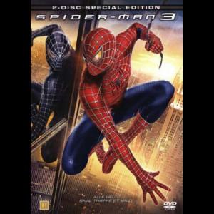 u13975 Spider-man 3 (UDEN COVER)