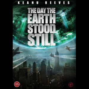 u14446 The Day The Earth Stood Still (UDEN COVER)