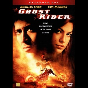 u13648 Ghost Rider (UDEN COVER)