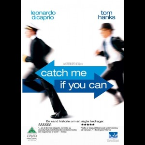 u4024 Catch Me If You Can (UDEN COVER)