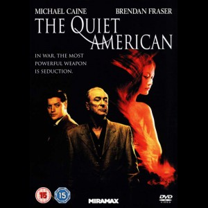 u12661 The Quiet American (UDEN COVER)