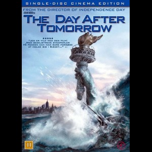 u4034 The Day After Tomorrow (UDEN COVER)