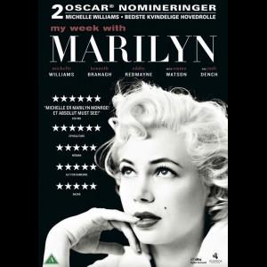 u11513 My Week With Marilyn (UDEN COVER)