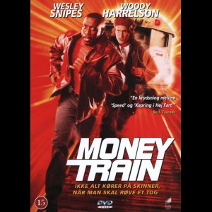u8821 Money Train (UDEN COVER)