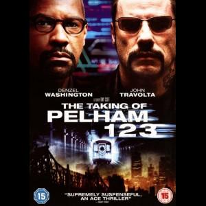u15513 The Taking Of Pelham 123 (UDEN COVER)