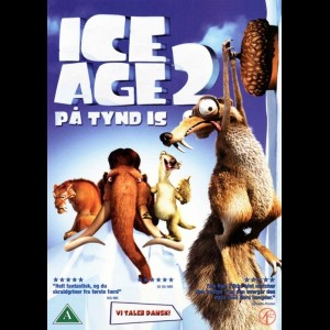 u4059 Ice Age 2: På Tynd Is (UDEN COVER)