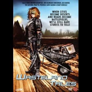 u4060 Wasteland Tales (UDEN COVER)
