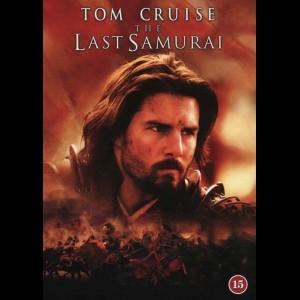 u13980 The Last Samurai (UDEN COVER)