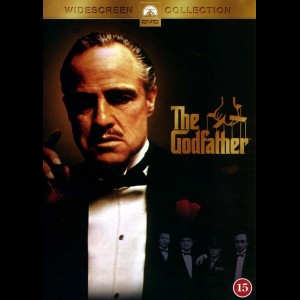 u10410 The Godfather (UDEN COVER)