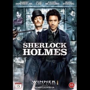 u15366 Sherlock Holmes (UDEN COVER)