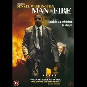u15843 Man On Fire (UDEN COVER)