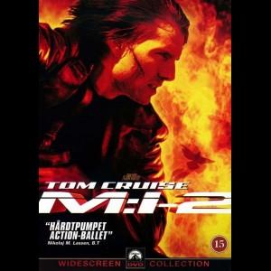 u4119 M:I:2: Mission Impossible 2 (UDEN COVER)