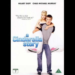 u4122 A Cinderella Story (UDEN COVER)