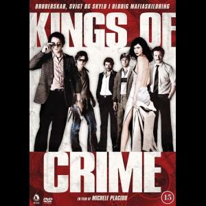 u4160 Kings Of Crime (UDEN COVER)