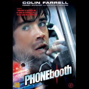 u15396 Phone Booth (UDEN COVER)