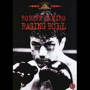 u14671 Raging Bull (UDEN COVER)