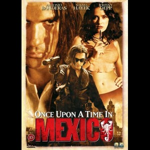 u4183 Once Upon A Time In Mexico (UDEN COVER)