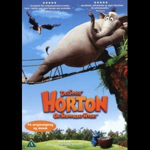 u4318 Dr. Seuss: Horton og støvfolket Hvem! (UDEN COVER)
