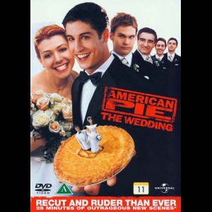 u4195 American Pie 3: The Wedding (UDEN COVER)