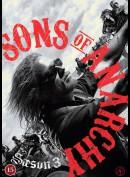 Sons Of Anarchy: sæson 3