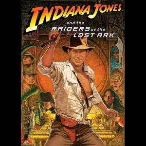 u14677 Indiana Jones 1: Og Jagten På Den Forsvundne Skat (UDEN COVER)