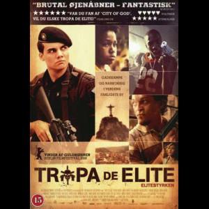 u14919 Tropa De Elite: Elitestyrken (UDEN COVER)