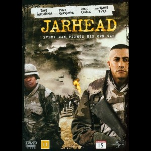 u4226 Jarhead (UDEN COVER)
