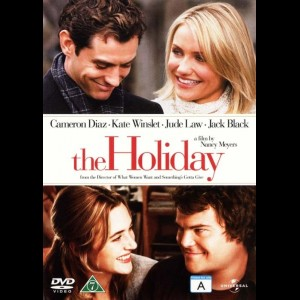u12409 The Holiday (UDEN COVER)