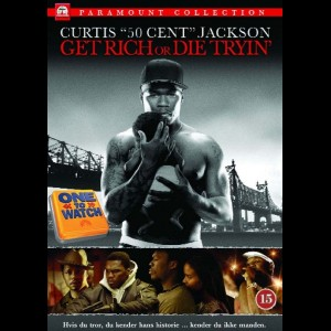 u4247 Get Rich Or Die Tryin (UDEN COVER)
