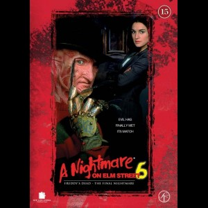 u16736 A Nightmare On Elm Street 6 (UDEN COVER)
