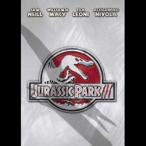 u4339 Jurassic Park 3 (UDEN COVER)