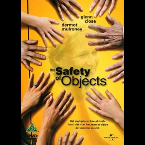u4345 The Safety Of Objects (UDEN COVER)