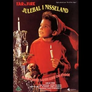 u13778 Til Julebal I Nisseland (Far Til Fire I Byen) (UDEN COVER)