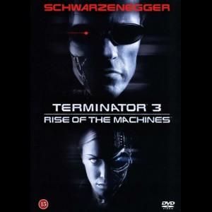 u13767 Terminator 3: Rise Of The Machines (UDEN COVER)