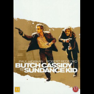 u13883 Butch Cassidy And The Sundance Kid (UDEN COVER)