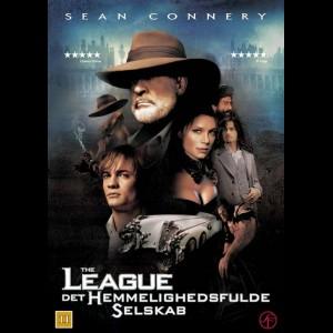 u14076 The League: Det Hemmelighedsfulde Selskab (UDEN COVER)
