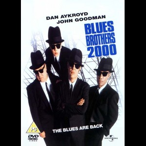 u4376 Blues Brothers 2000 (UDEN COVER)