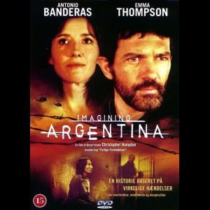 u9777 Imagining Argentina (UDEN COVER)