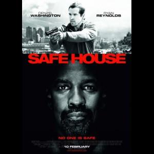 u13076 Safe House (UDEN COVER)