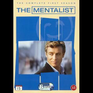 The Mentalist: Sæson 1