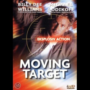 u4423 Moving Target (1996) (UDEN COVER)