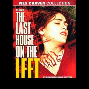 u16516 The Last House On The Left (1972) (UDEN COVER)