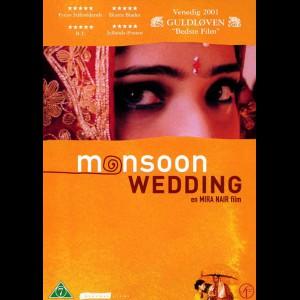 u16020 Monsoon Wedding (UDEN COVER)