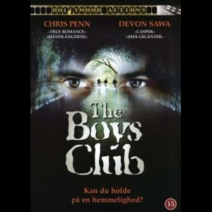 u4509 The Boys Club (UDEN COVER)