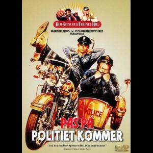 u11716 Pas På Politiet Kommer (UDEN COVER)