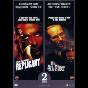 u4517 The Replicant + The 4th Floor (UDEN COVER)