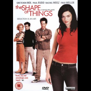 u4518 The Shape Of Things (UDEN COVER)