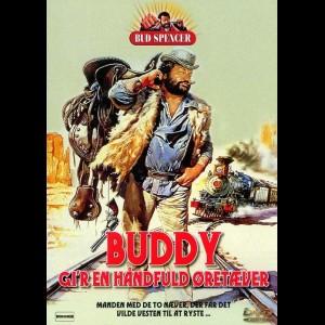 u14043 Buddy Gir En Håndfuld Øretæver (UDEN COVER)