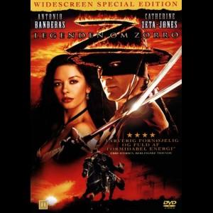 u13526 Legenden Om Zorro (UDEN COVER)