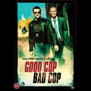 u14591 Good Cop Bad Cop (UDEN COVER)